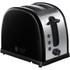 Russell Hobbs 21293 Legacy Toaster - Black: Image 1