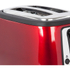 Russell Hobbs 19150 2 Slice Toaster - Red: Image 3