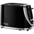 Russell Hobbs 21410 Mode 2 Slice Toaster - Black