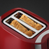 Russell Hobbs 21411 Mode 2 Slice Toaster - Red: Image 2