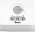 Swan ST10020N 2 Slice Toaster - White: Image 3