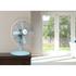 Swan SFA1010BLN Retro Desk Fan - Blue - 12 Inch: Image 3