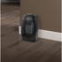 Warmlite WL44005 Ceramic Fan Heater - Black - 1500W: Image 3