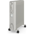 Warmlite WL43005Y Oil Filled Radiator - White - 2500W: Image 1