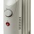 Warmlite WL43002Y Oil Filled Radiator - White - 650W: Image 2