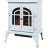 Warmlite WL46001BB/MOB Log Effect Stove Fire - Baby Blue - 2000W: Image 1