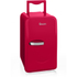 Swan SRE10010RN Retro Mini Fridge - Red