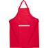 Morphy Richards 973501 Adjustable Apron - Red - 70x95cm: Image 1