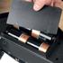 Morphy Richards 971522/MO Round Sensor Bin - Black - 50L: Image 3