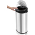 Swan SWKA4200SSN Square Sensor Bin - Polished Stainless Steel - 42L: Image 2