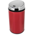 Morphy Richards 971496/MO Round Sensor Bin - Red - 30L: Image 1