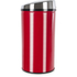 Morphy Richards 971496 Round Sensor Bin - Red - 30L: Image 3