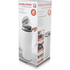 Morphy Richards 974144 Round Sensor Bin - White - 50L