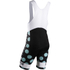 Bianchi Men's Victory Bib Shorts - Black/Green: Image 2