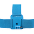 Kitvision Head Strap Mount for Action Cameras (GoPro, Kitvision: Edge H10, Splash, Esc 5 & Esc 5W) - Blue: Image 5