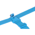 Kitvision Head Strap Mount for Action Cameras (GoPro, Kitvision: Edge H10, Splash, Esc 5 & Esc 5W) - Blue: Image 4