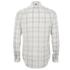 rag & bone Men's Beach Shirt - White/Grey: Image 2