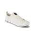 Crosshatch Men's Kashvault Suedette Trainers - White: Image 4
