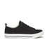 Crosshatch Men's Kashvault Suedette Trainers - Black: Image 1