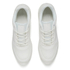 Crosshatch Mens Tricking Mesh Trainers - White - UK 11: Image 2