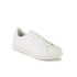 Crosshatch Men's Reptile Low Top Trainers - White: Image 4