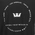 Supra Men's Sphere Print T-Shirt - Black: Image 3