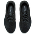 Supra Men's Hammer Run Woven Mesh Trainers - Black/Black: Image 2