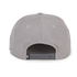 Supra Men's Above Logo Snapback - Silver/Black: Image 3