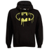 DC Comics Mens Batman Dripping Logo Hoody - Zwart: Image 1