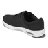 Crosshatch Men's Tamesis Trainers - Black: Image 5