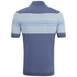 John Smedley Men's Easdale Sea Island Cotton Polo Shirt - Baltic Blue: Image 2