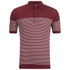 John Smedley Men's Viking Sea Island Cotton Polo Shirt - Russet Red: Image 1