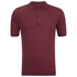 John Smedley Men's Adrian Sea Island Cotton Polo Shirt - Russet Red: Image 1