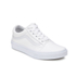 Vans Unisex Old Skool Canvas Trainers - True White: Image 4