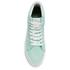 Vans Women's Sk8-Hi Slim Trainers - Gossamer Green/Blanc de Blanc: Image 3