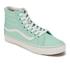 Vans Women's Sk8-Hi Slim Trainers - Gossamer Green/Blanc de Blanc: Image 2