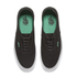 Vans Men's Authentic Sport Pop Trainers - Black/Kelly Green: Image 2