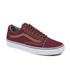 Vans Men's Old Skool C&L Trainers - Port Royale/Stripe Denim: Image 4