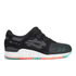 Asics Men's Gel-Lyte III 'Miami Pack' Trainers - Black/Black: Image 1