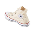 Converse Women's Chuck Taylor All Star Crochet Hi-Top Trainers - Parchment/White: Image 4
