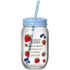 Parlane Set of Jars with Straws - Slushie (Set of 4): Image 2