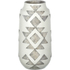 Parlane Lopez Ceramic Vase - Cream (420mm x 220mm): Image 1
