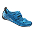 Shimano TR9 SPD-SL Cycling Shoes - Blue: Image 1
