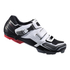 Shimano XC51 SPD Cycling Shoes White/Black