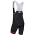 Nalini New Mavone Bib Shorts - Black/Red: Image 2