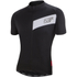 Nalini Sorpasso Ti Short Sleeve Jersey - Black/White: Image 1