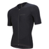 Nalini Xrace Logo Ti Short Sleeve Jersey - Black: Image 1