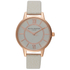 Olivia Burton Women's Wonderland Watch - Mink/Rose Gold Silver Mix: Image 1