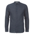 Selected Homme Men's Donenelson Long Sleeve Shirt - Dark Sapphire: Image 1