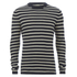 Selected Homme Men's Call Crew Neck Jumper - Dark Sapphire/Papyrus: Image 1